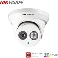 HIKVISION DS 2CD3325F IS Chinese Version 2MP 1080P Dome IP Camera IR 30M Support SD Card Built in Mic ONVIF PoE EZVIZ P2P APP