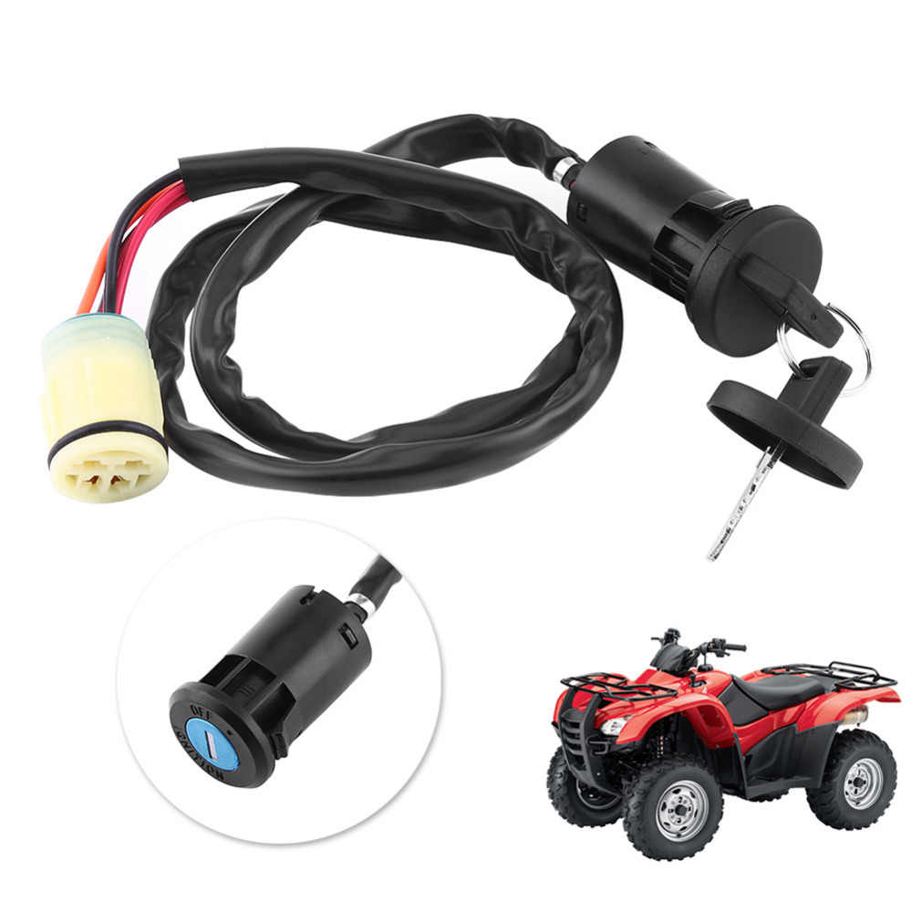 14 17 For Honda Rancher 420 & Foreman 500 LED HEADLIGHTS