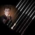 Led Lighttting 24pc/lot  magic wand light wand Ron Sirus Black albus dumbledore Alastor Moody  Hermione Magical wand