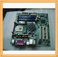 Envío libre 865G motherboard Hua Shuo P4SD-VX 478-pin totalmente integrado soporte 3.0E P4