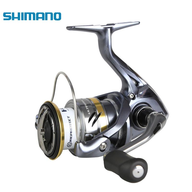 SHIMANO ULTEGRA Original 1000 2500 C3000 4000 Low Speed Gear Ratio HAGANE GEAR Spinning Fishing Reel