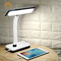Plug in Table Lamp 50led Charging Dormitory 2500mAh Usb Jack LED Eye protection Rechargeable Table Lamp Children's Study working