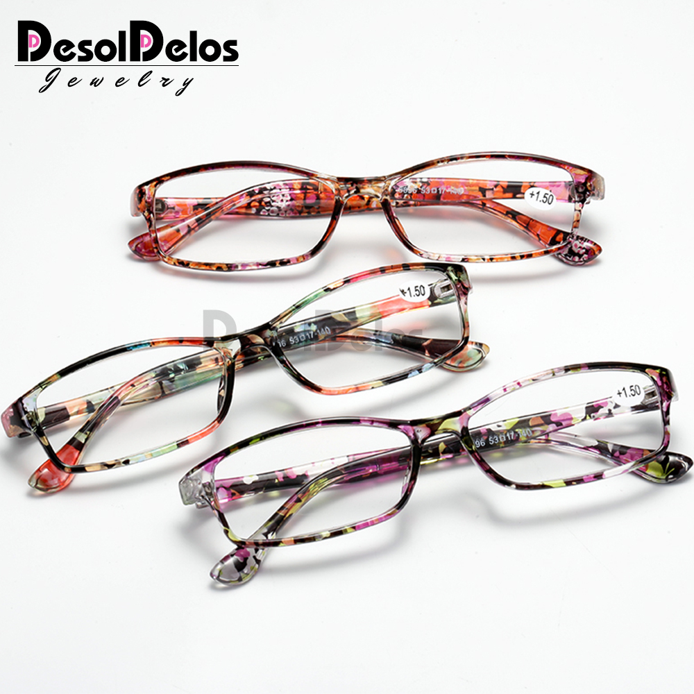 2019 NEW Reading Glasses Unisex Diopter Glasses Male Reading Sunglasses Presbyopic Eyeglasses +1.0+1.5+2.0+2.5+3.0+3.5 +4.0