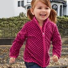 Новое поступление; сезон весна-осень; детские толстовки с капюшоном для девочек; флисовые куртки и пальто в полоску для маленьких мальчиков и девочек; Детский свитер для девочек