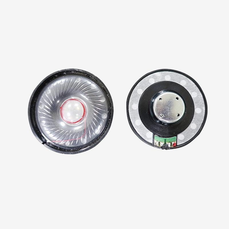 2pcs New Ultra-thin Speaker Doorbell Horn Toy-car Horn 16 Ohms 0.5 Watt 0.5w 16r Speaker Diameter 57mm 5.7cm Thickness 10mm Bright In Colour Electronic Components & Supplies Passive Components