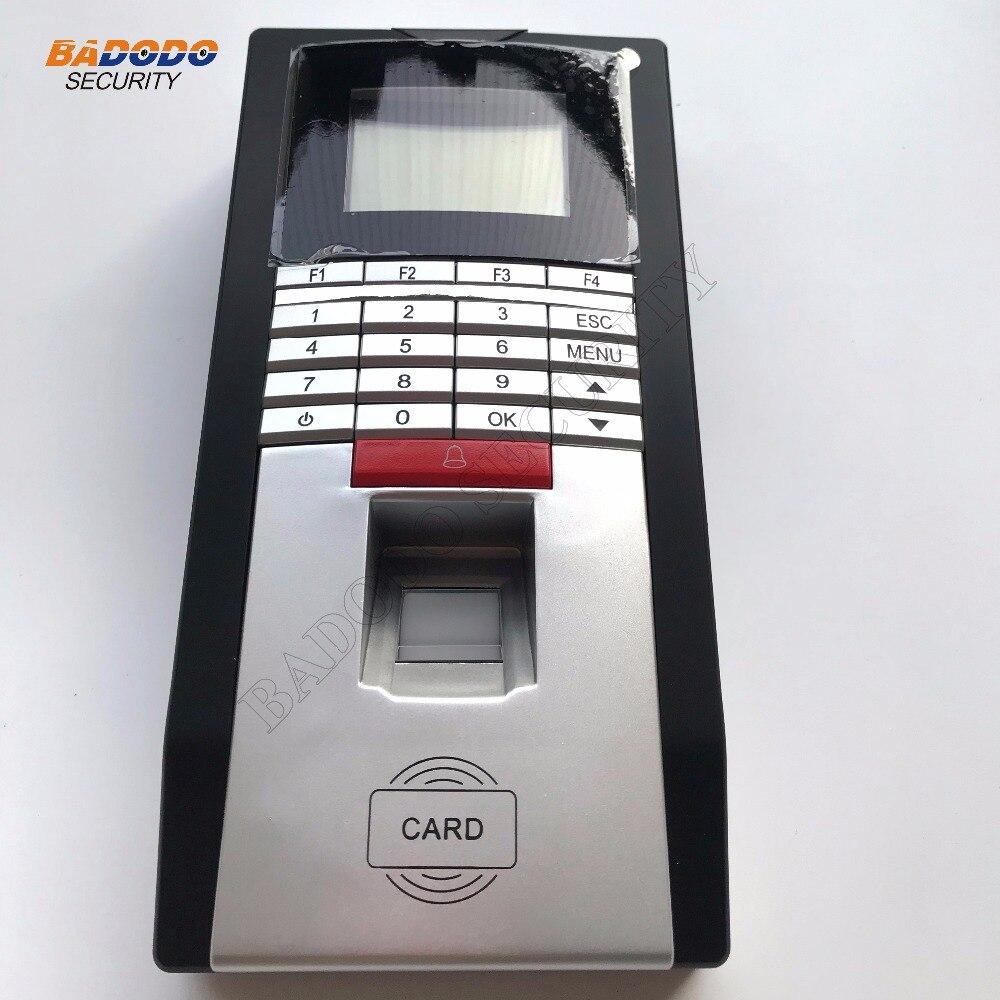 Zd2f20 Biometrische Fingerabdruck Teilnahme Zeit-uhr Und Zutrittskontrolle Mit Tcp/ip + Sabotagealarm + über Zeit Türöffnung Alarm Ohne RüCkgabe