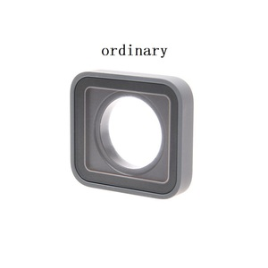 Image 4 - Original Accessories For GoPro Hero 7 6 5 4 Black Sports Camera Front Door/Faceplate/UV Filter Glass Lens/USB Cap Battery Cover