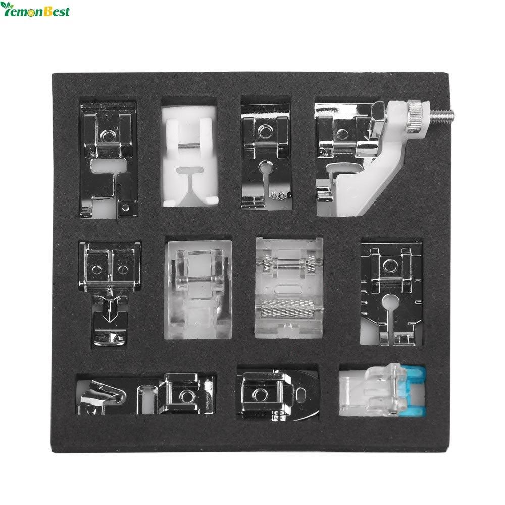 Aliexpress.com : Buy 11pcs Mini Multifunction Presser Foot