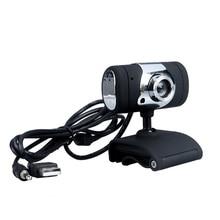 Модная HD веб-камера USB2.0 компьютерная веб-камера A847 Встроенный микрофон для ПК ноутбук видеокамера Hi 888
