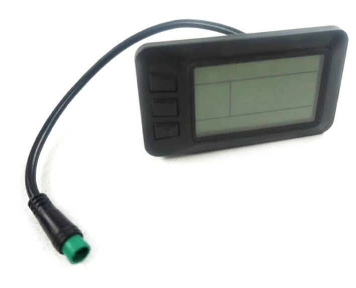 Ebike Kunteng Intelligent KT LCD7U Control Panel Display Electric Bicycle Bike Parts LCD7