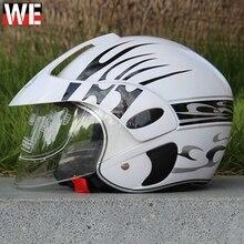 WOSAWE Kinder Motocross Full Face Helm Motorrad Kinder Helme Motorrad Childs MOTO Sicherheit Kopfstück Schutz Getriebe