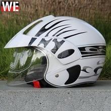 WOSAWE детский мотоциклетный шлем на все лицо, мотоциклетные детские шлемы, мотоциклетные Детские мотоциклетные защитные головные уборы