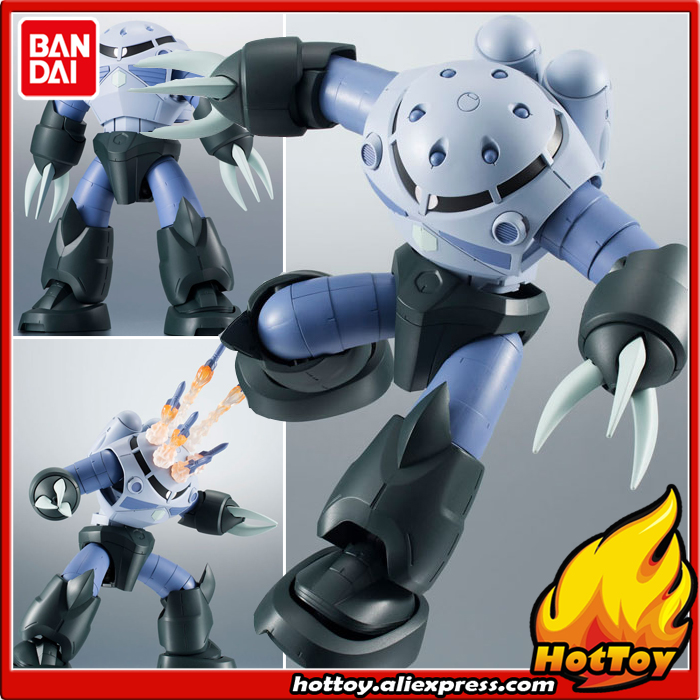 BANDAI Tamashii Nations Robot Spirits No.212 Action Figure - MSM-07 Mass Production Z'GOK ver. A.N.I.M.E. Mobile Suit Gundam original bandai tamashii nations robot spirits exclusive action figure rick dom char s custom model ver a n i m e gundam
