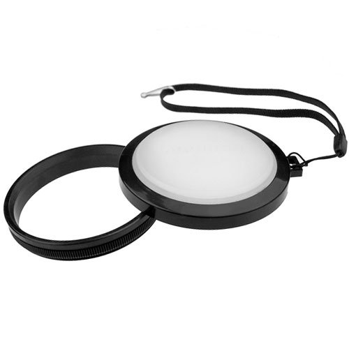 White Balance WB 46 49 52 55 58 62 67 72 77 82 mm Lens Cap for canon nikon pentax fujifilm sony Digital SLR Camera
