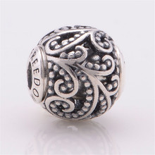 Fits Pandora Essence Bracelet Silver 925 Jewelry Freedom Charm Beads for Making DIY Charms