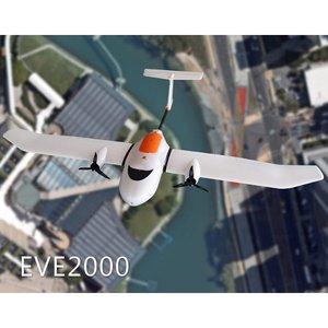 Skywalker EVE-2000, 2240 мм, размах крыльев, FPV RC самолет, версия PNP