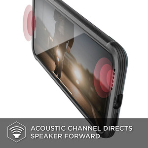 Image 4 - X doria Défense Bouclier Téléphone étui pour iPhone XR XS Max De Qualité Militaire Baisse Examinée Cas Coque Pour iPhone X XS Max Couvercle En Aluminium