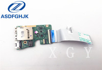 Wholesale For HP 15 A 15 AB Series Motherboard PN 33X11UB0000 DAX11ATB6D0 USB Small Board 100% Test ok