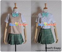 To LOVE Darkness Cosplay Momo Costume School Girl Uniform H008