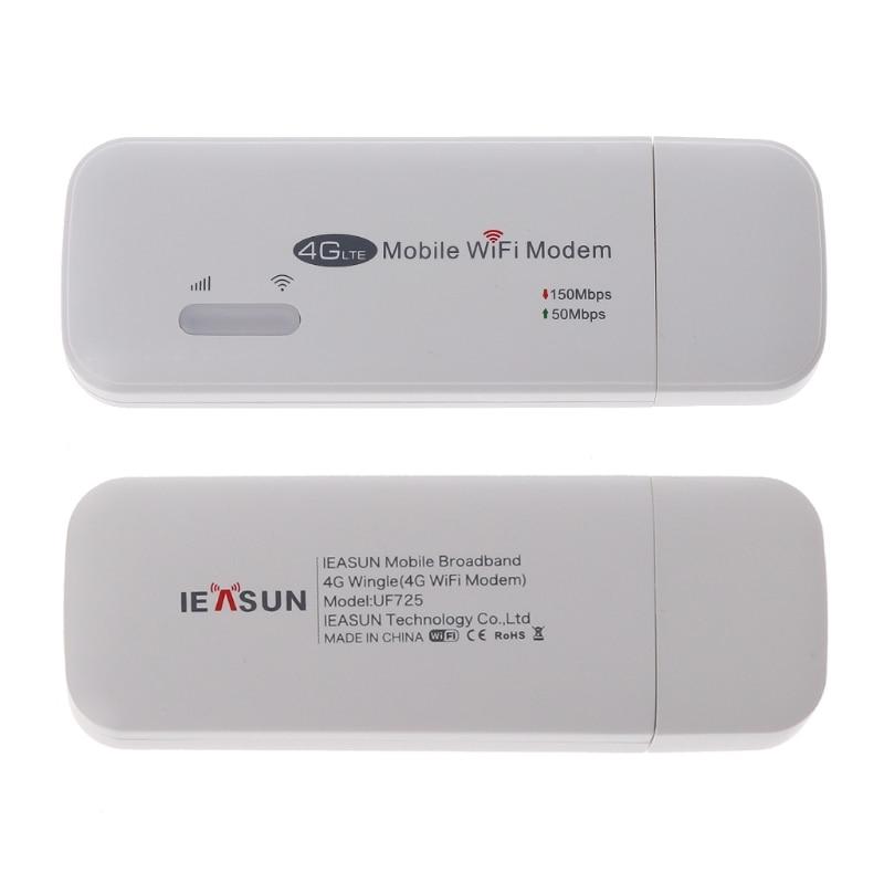 4g LTE FDD Router Wi-fi 150 Mbps Wi-fi Hotspot Móvel Modem Desbloqueado 3g 4g Router