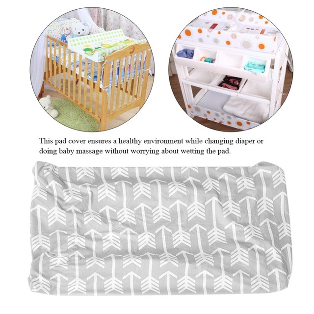 Soft Baby Diaper Changing Mat Baby Changing Pad Table Cover Breathable Waterproof Nappy For Newborn Reusable Infant Urinal Mat