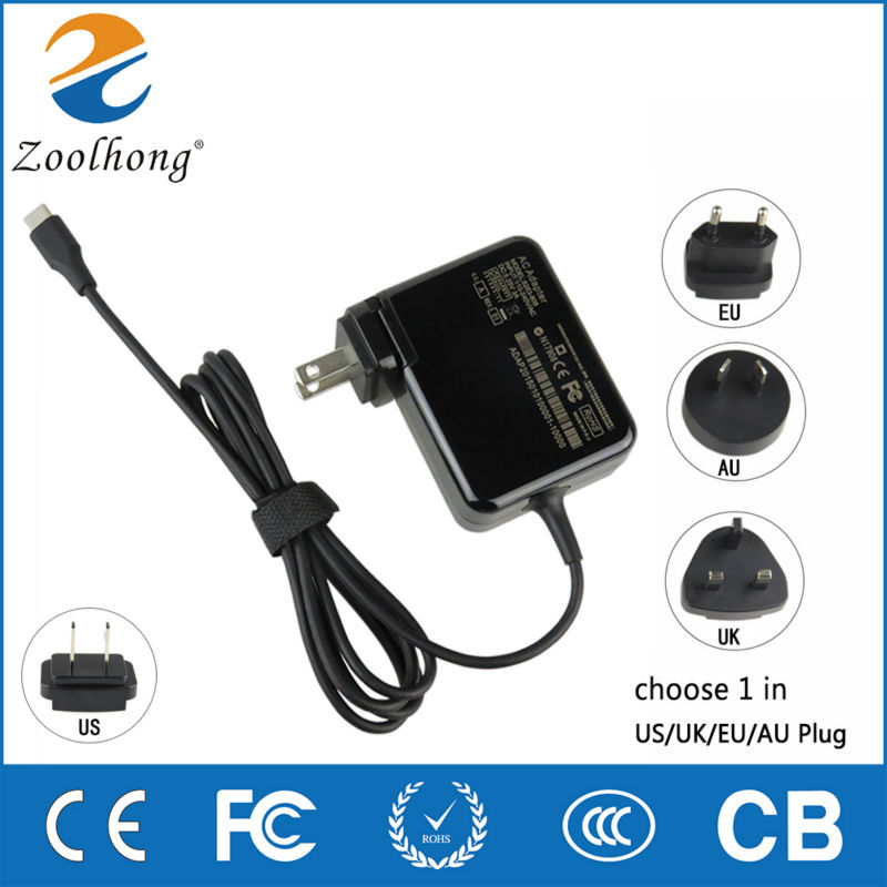 Hot New Products For 2016 USB Type-C Charger Adapter 5.25V 3A For Pro Tablet 608 G1 Tyep-c Power Adapter