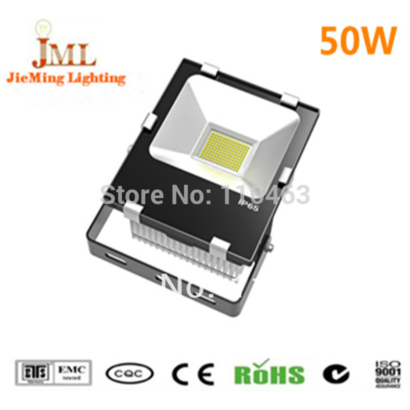 floodlights led 50w DC12V 24V outdoor lamps IP65 aluminum material floodlight 50W wash light square