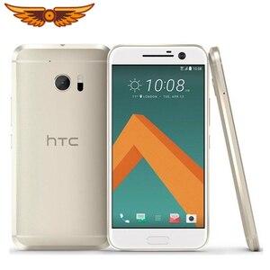 HTC 10 M10 Quad Core 5.2 Inch 32GB ROM 4GB RAM 12.0MP LTE 4G Snapdragon 820 NFC FDD Nano SIM Original UnlockedMobile Phone
