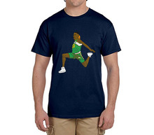 Shawn Kemp Reign T-Shirt 100% cotton t shirts Mens boyfriend gift T-shirts for fans 0216-23
