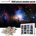 Пазл MOMEMO Starry Sky 1000 шт.  деревянный пазл  развлечения  головоломка  мозаика паззл для взрослых  1000 шт.  игрушки для детей