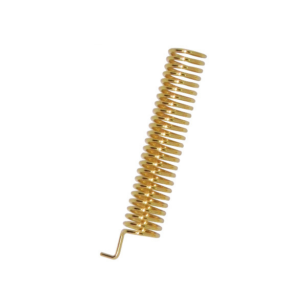 US $36 72 20% OFF|200pcs/lot helical antenna SW433 TH22 433MHz 22mm 2 15dBi  Copper RF spring antennas from shenzhen manufacturer-in Telecom Parts from