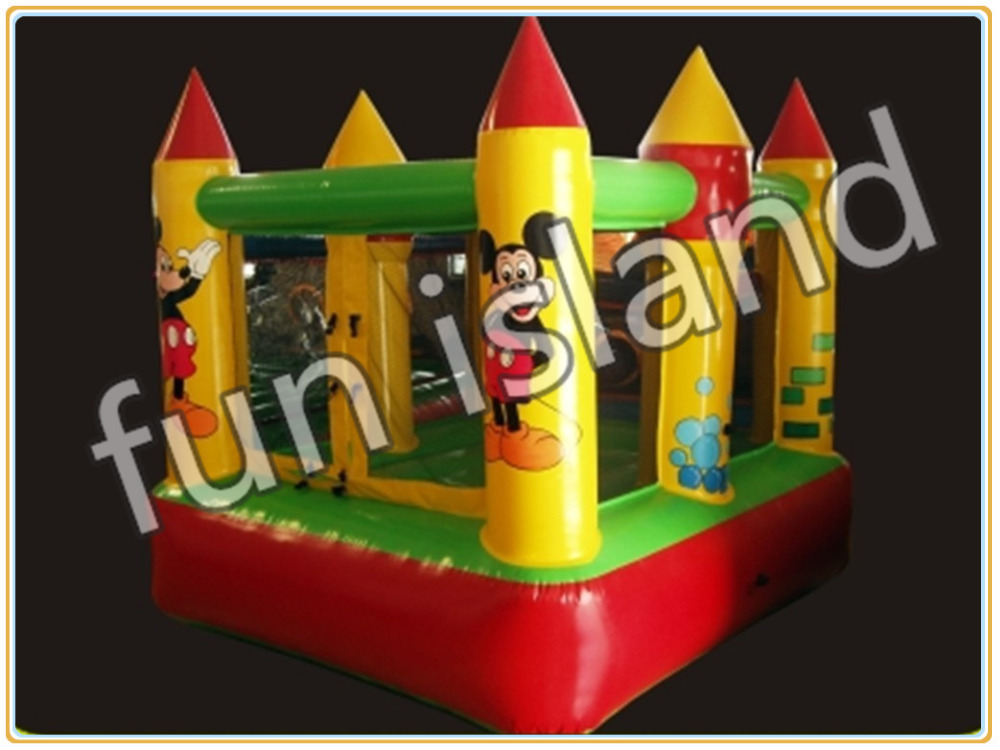Inflatable Mickey font b Bouncer b font Mickey Toy Bouncy Castles