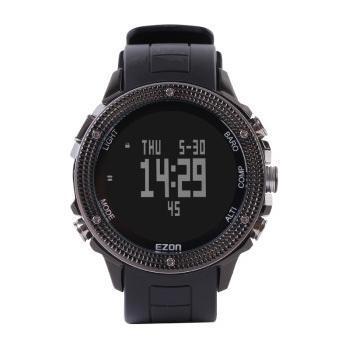 Relógio ezon H501A01 Mens Esportes ao ar livre Caminhadas Escalada de Montanha relógio de Pulso relógio do esporte multifuncional