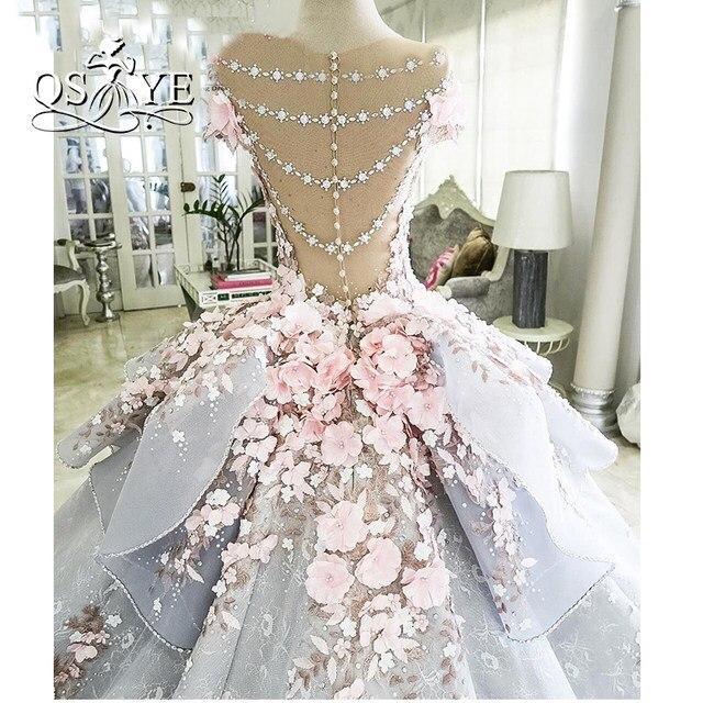 Online Shop vestidos de novia 2017 Luxury Ball Gown Wedding ...