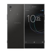 החדש המקורי Sony Xperia XA1 G3116 32 GB ROM 3 GB זיכרון RAM הכפול SIM 5.0 inch Helio P20 23MP 4 גרם LTE 2300 mAh אנדרואיד חכם טלפון