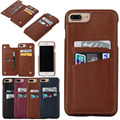 EA PHUNDAS For iphone 6 6s case Multi Functional 2 in 1 Leather Stand Wallet without flip PU conque for iphone 7 7plus fundas