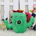 Caliente venta de la historieta linda Plants vs Zombies figuras de acción plantas y Zombies juguetes para Kids regalo divertido de la venta directa de fábrica