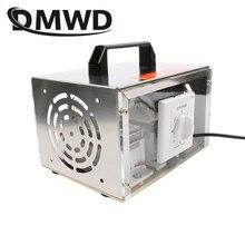 DMWD 20 г очиститель воздуха генератор озона пластина 20000 мг/ч озонатор портативный озонатор очиститель стерилизатор с переключателем синхронизации 110 В 220 В