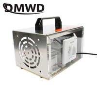 DMWD 20g purificateur d'air générateur d'ozone plaque 20000 mg/h ozonateur Portable ozoniseur nettoyeur stérilisateur avec interrupteur de synchronisation 110 V 220 V