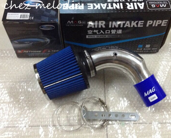 AIR INTAKE PIPE KIT+Air FILTER for 2015 AUDI A4L 2.0T A5 Q5 3rd Gen. EA888, P EUGEOT 307 2.0 408 cnspeed air intake pipe kit for ford mustang 1989 1993 5 0l v8 cold air intake induction kits with 3 5 air filter yc100689