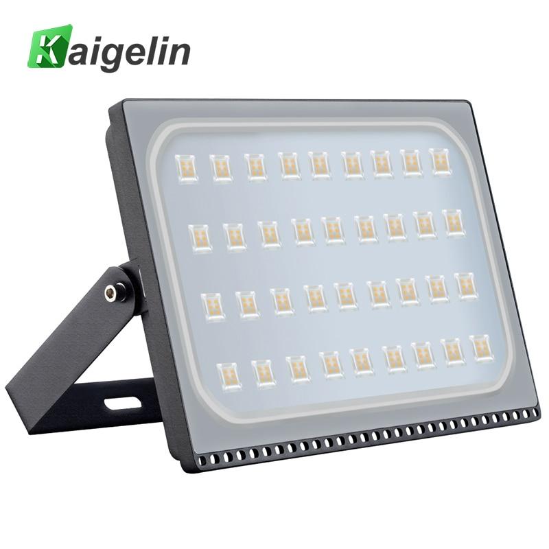 5 PCS Kaigelin 200W LED Flood Light 18000LM Waterproof LED Projector Spotlight Garden Street Lamp Floodlight Outdoor Lighting