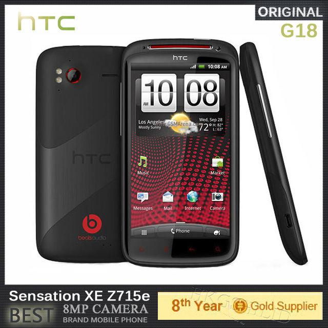 wholesale g18 original htc sensation xe z715e g18 android phone 1gb rh aliexpress com Old HTC Phones HTC Sensation XL