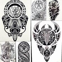 Buy Maori Tattoo And Get Free Shipping On Aliexpress Com