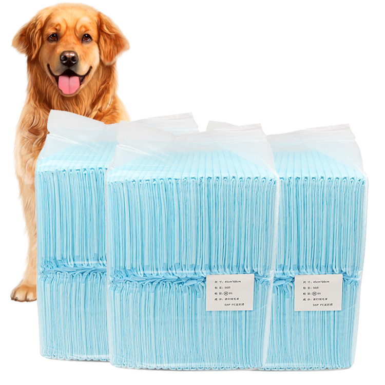 Newly 1 Bag Absorbent Cat Dog Urine Pad Disposable Diaper Pet Dog Mat Nappy Pet Pee PaperHouses, Kennels & Pens   -