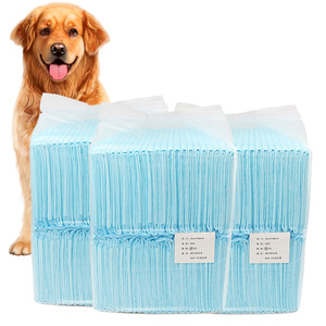 Image 1 - Newly 1 Bag Absorbent Cat Dog Urine Pad Disposable Diaper Pet Dog Mat Nappy Pet Pee Paper