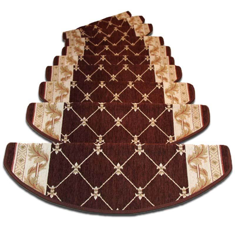 SunnyRain 13-Pairs מדרגות שטיח סטים ההתנגדות - טקסטיל בית