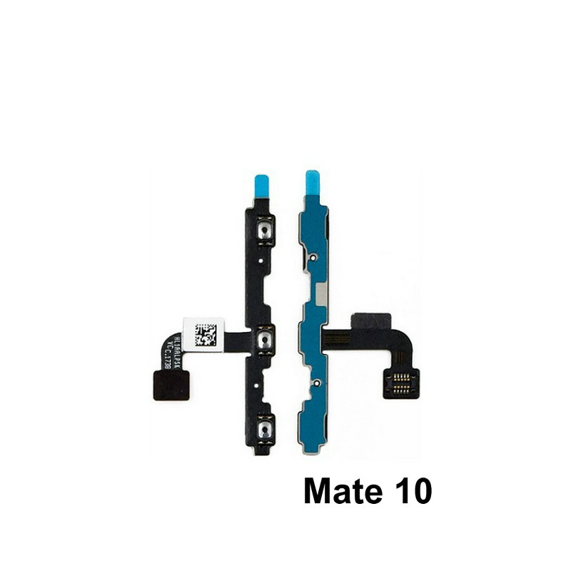 New Power On/off & Volume Up/down Buttons Flex Cable Replacement For Huawei Mate 10 / Mate 10 Lite / Mate 10 Pro Phone