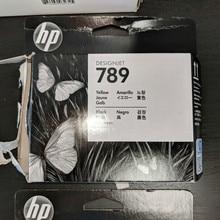 Original and Unused CH612A Black Yellow Printhead for HP 789 Designjet L25500 Series, L26500