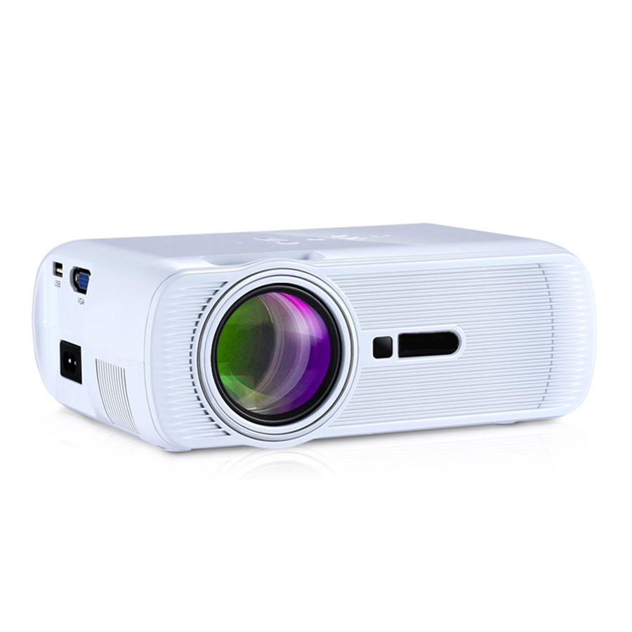Mini Portable Pico Micro Led Pocket Projector Home Video