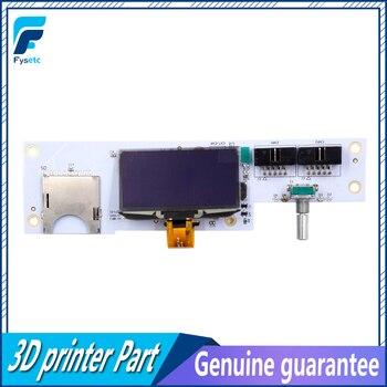 Volle Set UM2 Ultimaker2 Controller Board Adapter Platte + Hauptplatine LCD Display Kit Control Panel Für Ultimaker 3d Drucker teile-in 3D Druckerteile & Zubehör aus Computer und Büro bei
